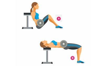 Monthly Movement: Hip Thrusts