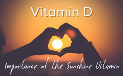 Monthly Nutrition Tip: D3, the Sunshine Vitamin
